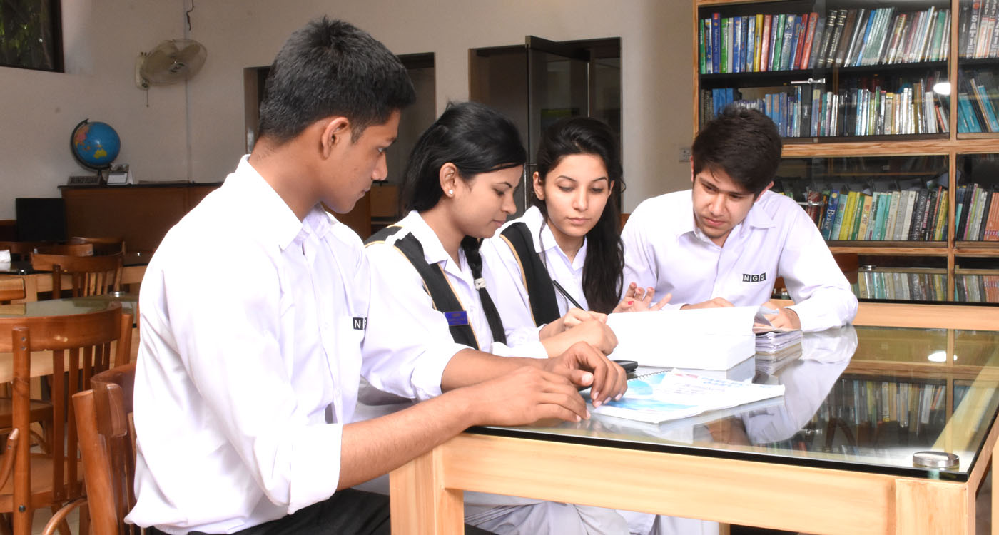 School Life | The school life at NGS is what you would expect from the best A Level schools in Lahore.