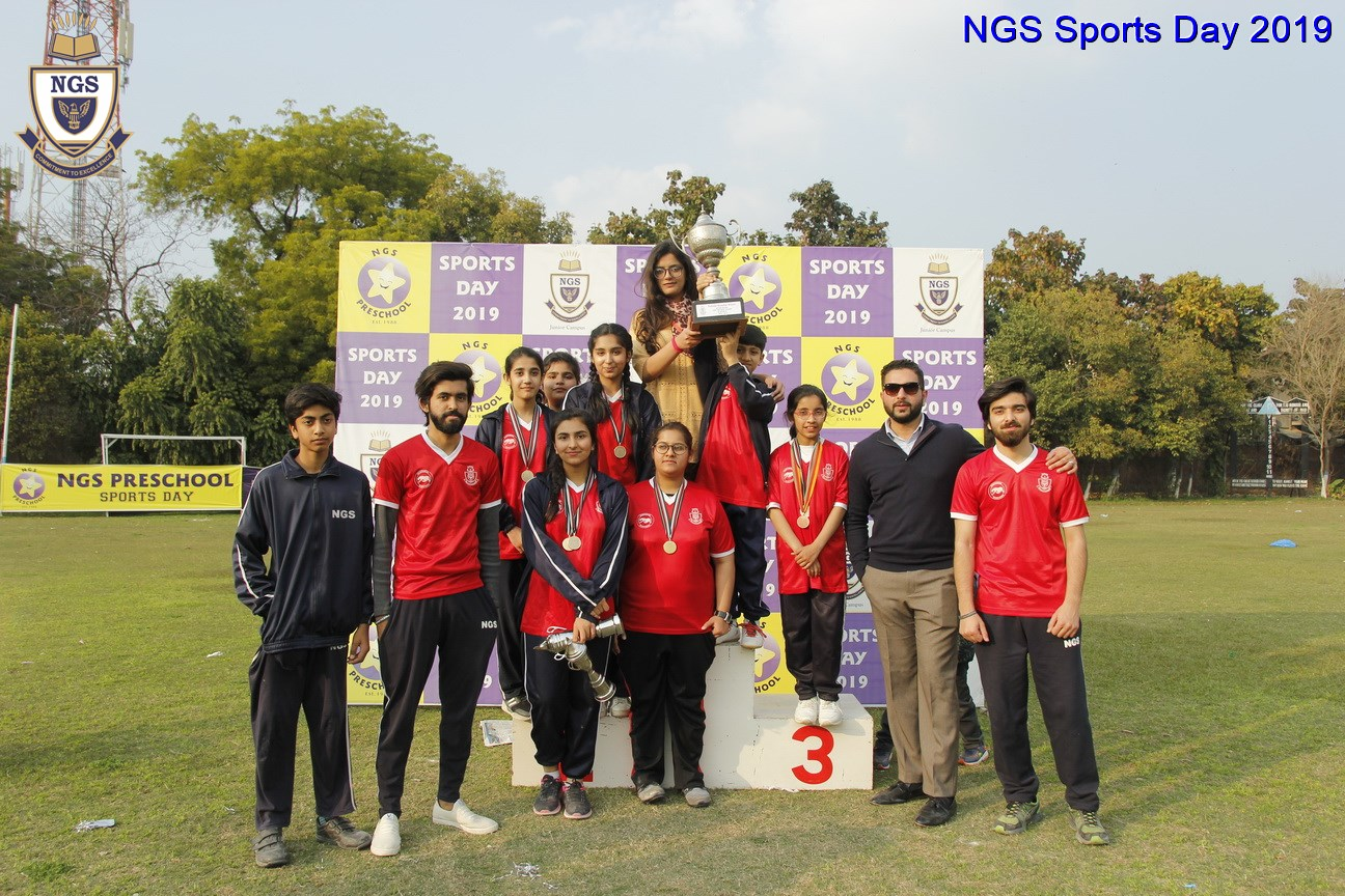 NGS Sports Day 2019